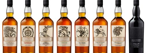 Game Of Thrones Whisky Collection – Video