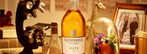 Glenmorangie Allta Created With Yeast From Its Barley Fields