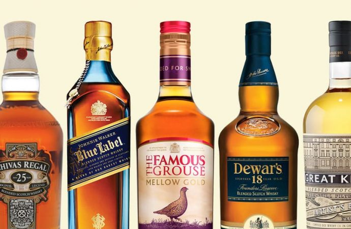Why It's Wrong To Ignore Blended Whisky