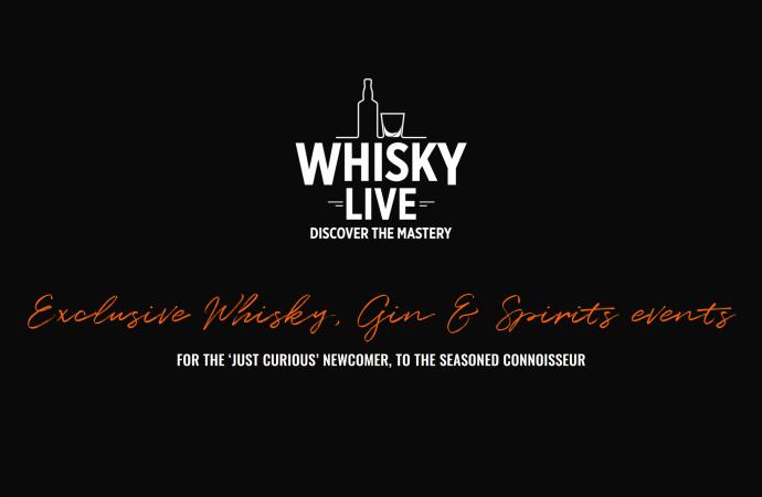 6 Nov 19′ – Whisky & Spirits Live