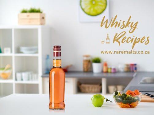 Whisky Recipes - Rare Malts